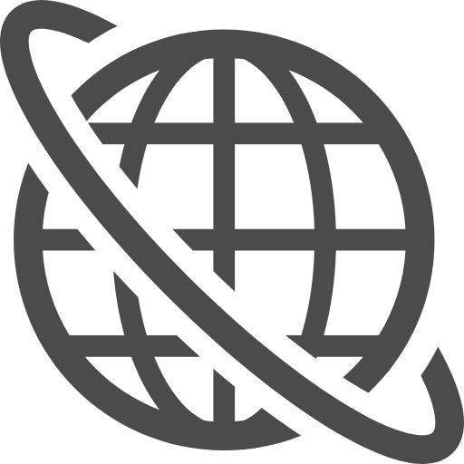 インターネットのアイコン